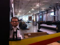 CDN Technologies at work! Providing managed IT Services for large format digital printers.