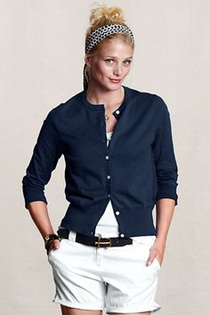 """ultimate neutral summer cardigan.  wear with """"perfect cruise outfit"""".... or anything really..."""
