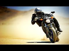 2015 Yamaha FZ-07 - It All Starts Here - YouTube. The Best Motorcycle commercial I've seen.