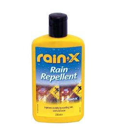 Rainex use in the shower to prevent soap scum