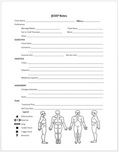 FREE MASSAGE FORMS of all kinds!!