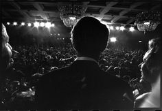 GUN PLAY, GRIEF, AND MUFFLED DRUMS: THE AMBASSADOR HOTEL, LOS ANGELES, CALIFORNIA - BILL EPPRIDGE
