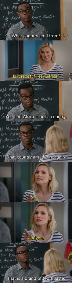 18 Best The Good Place Memes images in 2018   2016 movies
