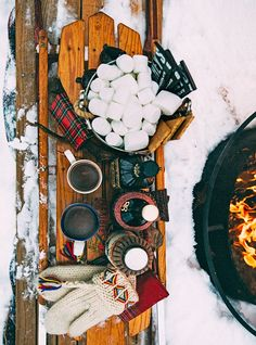 Let it hygge. Noel Christmas, Winter Christmas, Winter Holidays, Winter Love, Winter Is Coming, Cozy Winter, Fall Inspiration, Christen, Merry And Bright