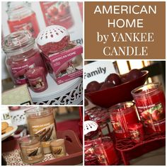 If you're a Yankee Candle fan, you'll love the new American Home by Yankee Candle collection available at Walmart!