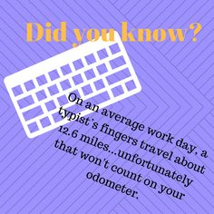#funfact #fast #typist #computers #computernerd #werk #workhard Count On You, Work Hard, Computers, Fun Facts, Photo And Video, Day, Instagram, Working Hard, Hard Work