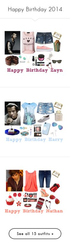 """Happy Birthday 2014"" by carol-comt ❤ liked on Polyvore featuring home, home decor, holiday decorations, new years, accessories, backgrounds, holiday, parties, blue home decor and silver home decor"