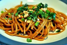 Spicy Sesame Noodles   Taste As You Go Best Dishes, Food Dishes, Main Dishes, Steamed Pork Dumplings, Prime Rib Au Jus, Great Recipes, Dinner Recipes, Favorite Recipes, Honey And Soy Sauce