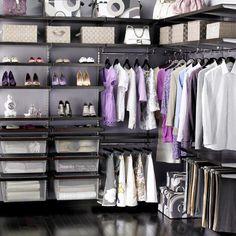Walk-In Master Closet