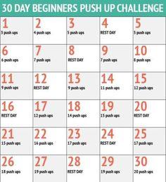 beginner 30 day squat challenge  just do it  pinterest