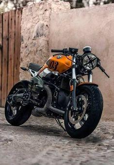 Bobber Bikes, Bmw Motorcycles, Custom Motorcycles, Custom Bikes, Tracker Motorcycle, Moto Bike, Bmw Cafe Racer, Nine T Bmw, Cafe Racing