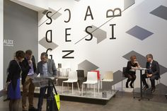 Salone del Mobile 2016 - SCAB Design