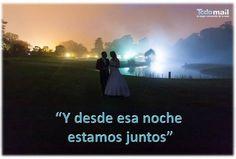Extraños en la noche (Strangers in the night) | Momentos dulces - Todo-Mail