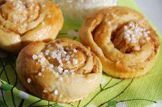 Makeaa murmelin täydeltä: Maailman paras pulla Doughnut, Hamburger, Muffin, Bread, Breakfast, Desserts, Recipes, Food, Morning Coffee