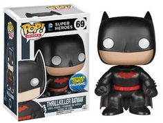 POP DC Universe 69 #Batman Thrillkiller Midtown Comics Exclusive Vinyl Figure - Midtown Comics