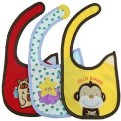 Amazon.com : Elegant Baby Bibs Complete Bundle - Cute, Waterproof, Drool Bib Made From Cotton : Baby