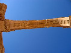 Untitled | by newpalmyra Palmyra, Historical Images, Syria, Destruction, Art And Architecture, Survival
