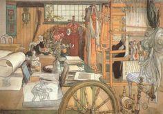 Carl Larsson Workshop