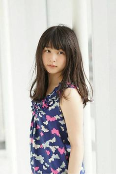 桜井日奈子 (Hinako Sakurai)