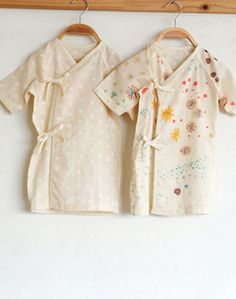 I love Naomi Ito fabrics. Didn't know she did baby clothes.