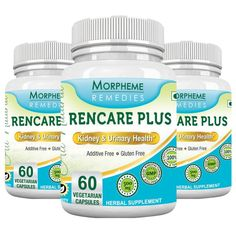 Morpheme Rencare Plus - 500mg Extract - 60 Veg Capsules - 3 Combo Pack >>> For more information, visit image link. (This is an Amazon Affiliate link)