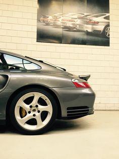 Porsche 911 996 Twin Turbo