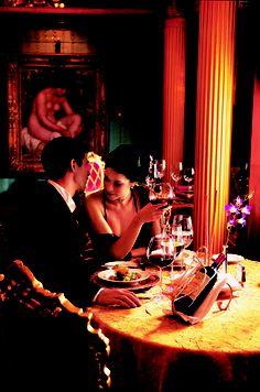 wine and dine :)