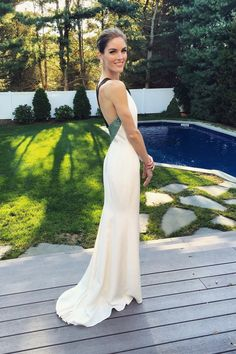 Inside Hilary Rhoda's wedding - click through to see the full album