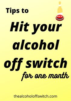 Alcohol is a very addictive drug, and trying to evaluate your relationship with it while it is flowing through your system is more than a challenge - it is near impossible!   Follow these tips to stop drinking for a month - to allow yourself the time to think clearly -to be physically and mentally clear of alcohol. Tips To Stop Drinking, Giving Up Drinking, Quit Drinking, Benefits Of Quitting Alcohol, Physically And Mentally, Head Start, Alcohol Free, You Changed, Drugs