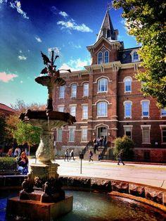 Purdue University, my beautiful alma mater! Can't believe I'm an alum!