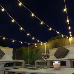 These low voltage, black rubber cable festoon lights are part of our cutting edge ConnectGo range, which boasts impressive versatility in its interchangeable power sources. With warm white LEDs. Led String Lights, Festoon Lights, Bulb Lights, Outdoor Garden Lighting, Outdoor Dining, Party Lights, Festival Lights, Island Lighting, Gardens