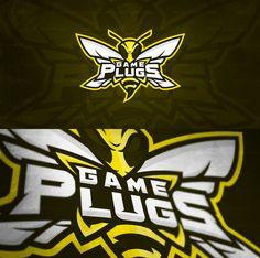Gameplugs Logo design by MYeSportdesign