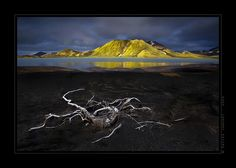 Xavier Jamonet Dark Ligth Kirkjufellsvatn, Islande