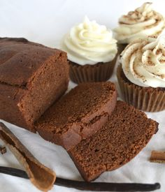 Paleo Pumpkin Spice Cake, Bread and Muffins | Paleo Baking Company