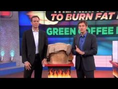Dr. Oz show with Dr. Lindsey Duncan, found and CEO of Genesis Pure,  explaining the clinical trials associated with weight loss and green coffee bean.  This is the primary ingredient in the PURE Cafe stick pack.  www.genesispure.com/mdt