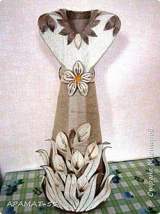 Напольная ваза. | Страна Мастеров