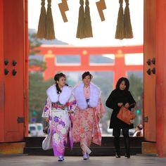 gorgeous kimonos