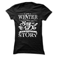 Writer  T Shirt, Hoodie, Sweatshirt. Check price ==► http://www.sunshirts.xyz/?p=145733