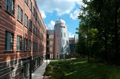 Research Hall Observatory. Photo courtesy of Creative Services, George Mason University