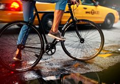cycling NYC #1