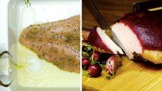 Bananowiec bez pieczenia - Pyszności Garam Masala, Steak, Beef, Ethnic Recipes, Food, Meat, Essen, Steaks, Meals