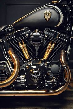 In stock form the Harley-Davidson Softail Slim is already a simple, vintage-styled bobber. So its a great platform for customizationand who better to unleash its potential than Winston Yeh of Rough Crafts? Yeh is one of the top Harley builders out there, and this Softail has his signature all over it. That means dark tones, clean lines and flawless finishes. Hit the link to see more images of this amazing machine. #harleydavidsonsoftail #harleydavidsonsoftailslim