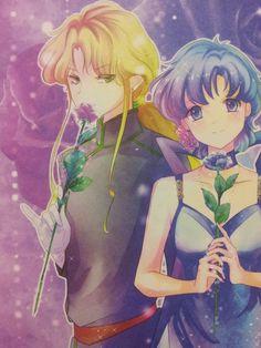 Zoicite & Princess Mercury