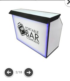 Portable Bar The Company
