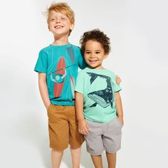 48d433f7b6160 Tea Collection goes to Australia!: Spring + summer are inspired by the land  down under. Tee Shirt DesignsLittle Boy ...