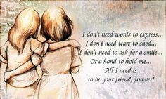 True friendship Quotes and sayings. True friendship is a deepest and most significant relationship that someone can ever experience in his life. Friendship Day Quotes Images, Friendship Words, Friendship Messages, Friend Friendship, Friendship Thoughts, Broken Friendship, Happy Birthday My Friend, Birthday Quotes For Best Friend, Birthday Wishes