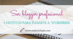 #blog profesional en #wordpress