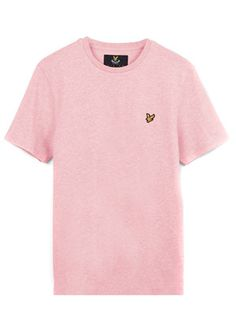 Pastel T-Shirt in Mid Pink
