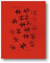 Puzzle Prints Lesson Plan: Printmaking Lessons for Kids: KinderArt ®