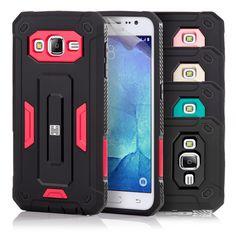 Samsung Galaxy J5 (2015) Hard Defender Shockproof Case - 32ndShop